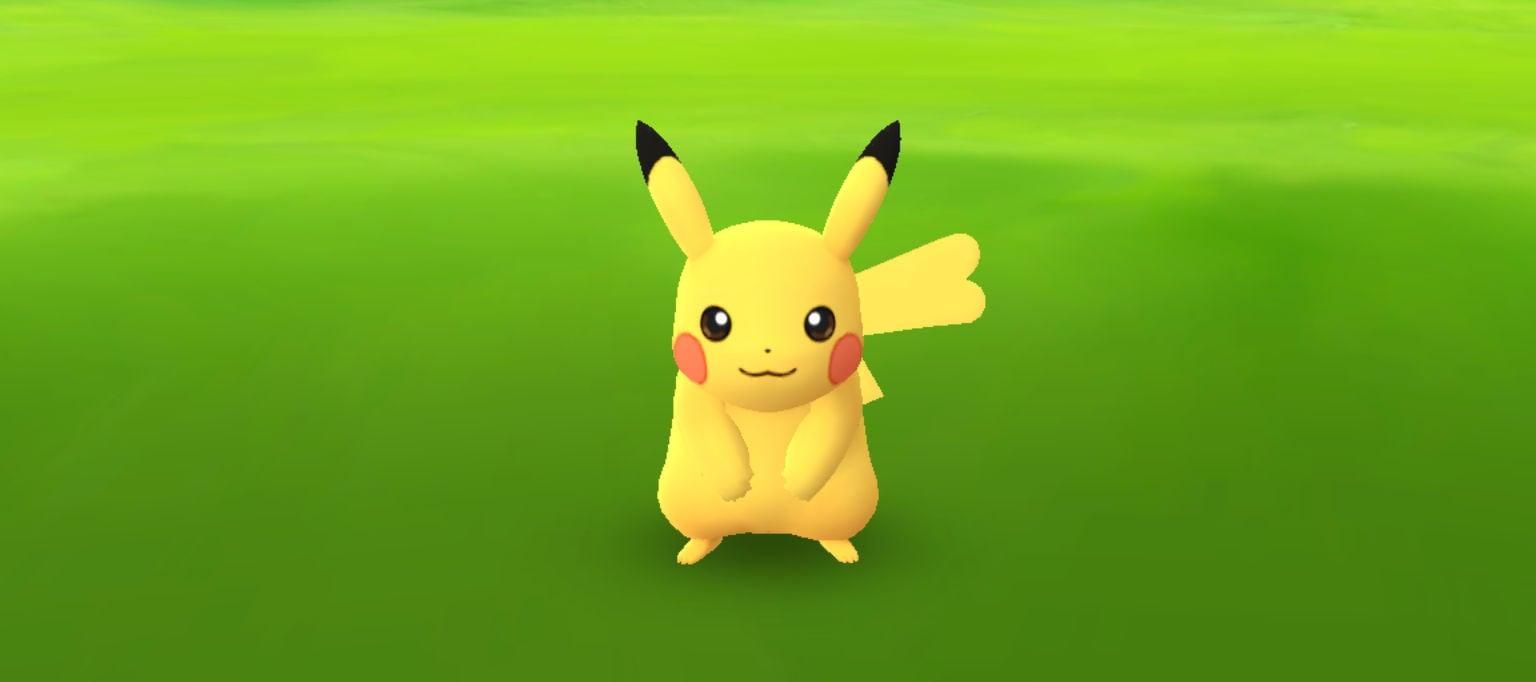 ポケモンgo」でピカチュウの♀が発見される、0.53.1の追加要素なども