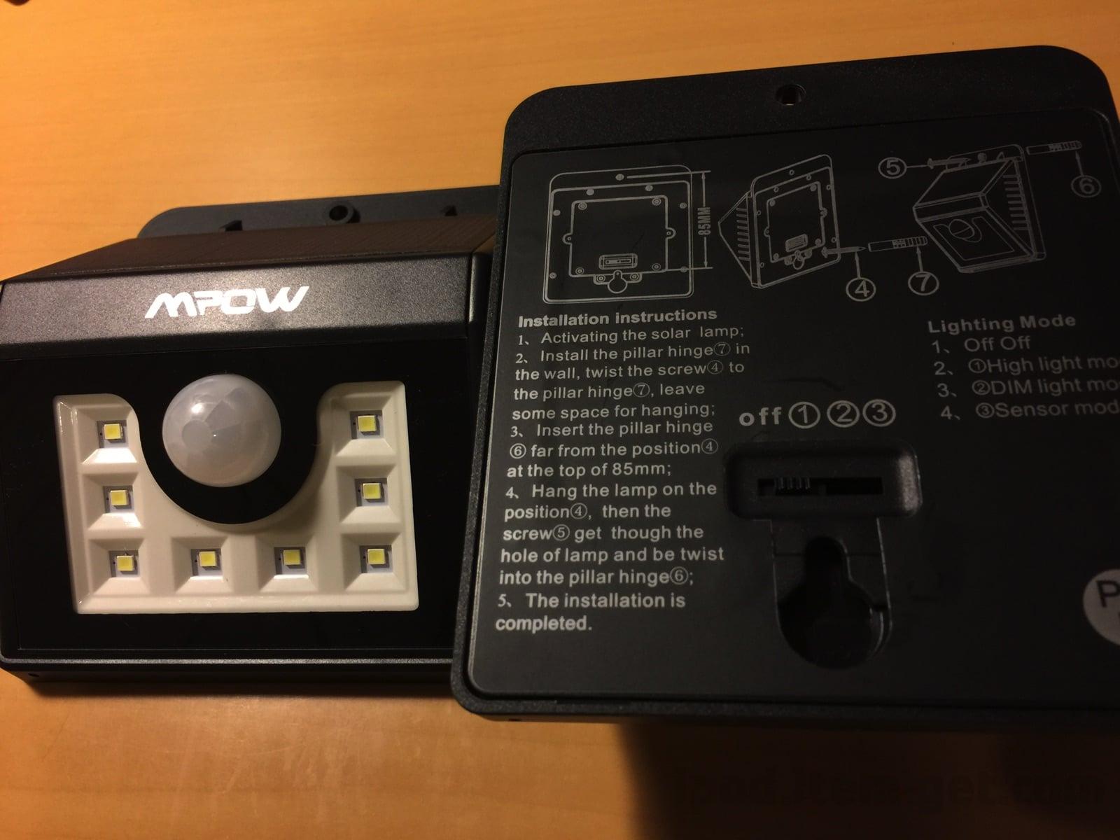 Mpow LEDLightMod 02