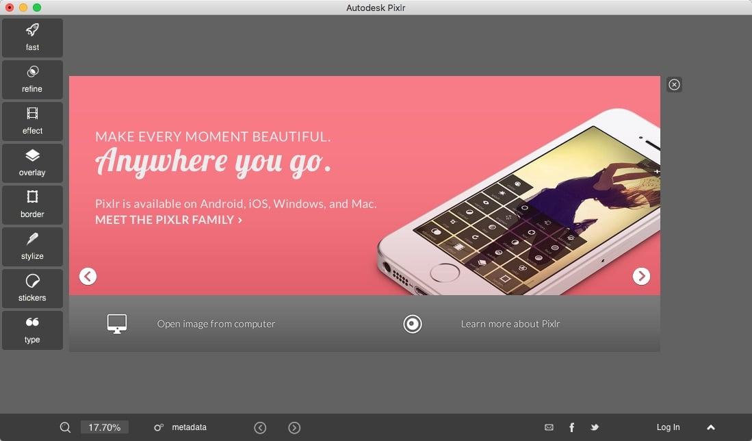 Pixlr DesktopApp