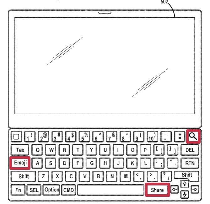 iPad Pro用「Smart Keyboard 2」に、Emoji/Share/検索キーが搭載