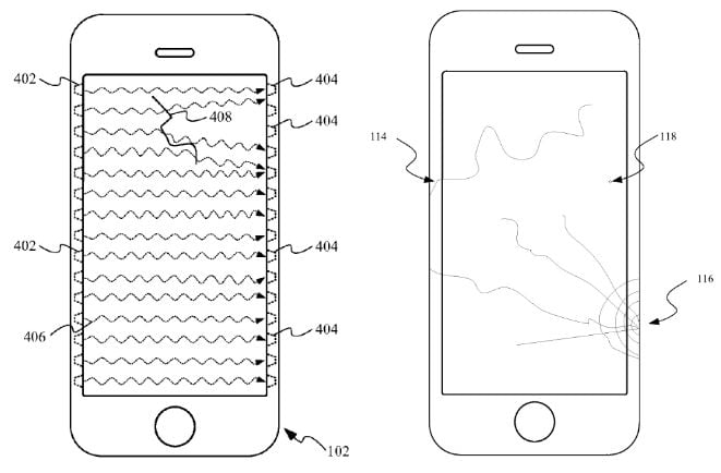 Iphone crackpatent