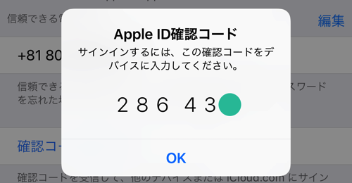 AppleID Twofactor 07