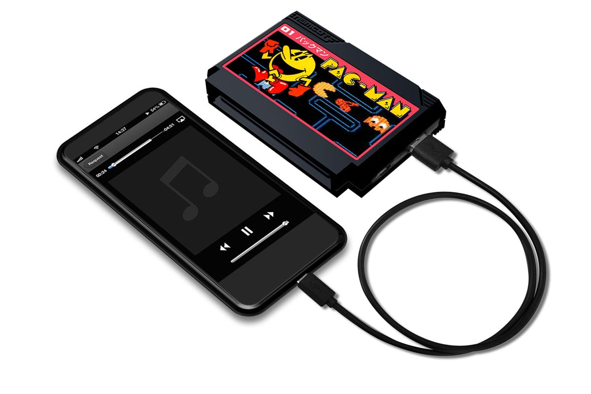BGAME PACMAN Battery 01