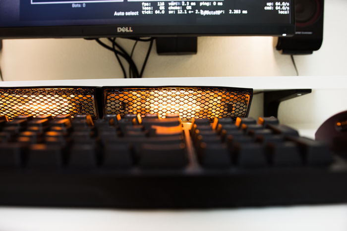 KeyboardHeating HEATBUFF 02