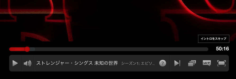 Netflix introskip