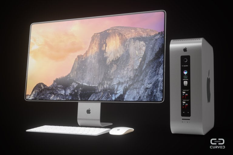 NewMacPro Conncept 01