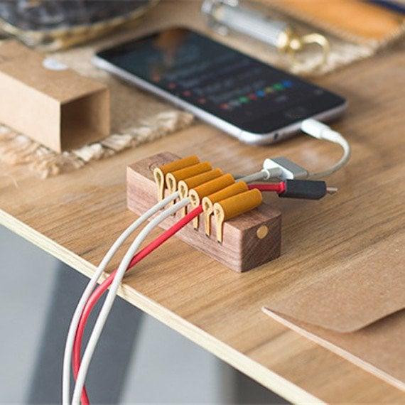 WoodedDesktopCableOrganizer 02