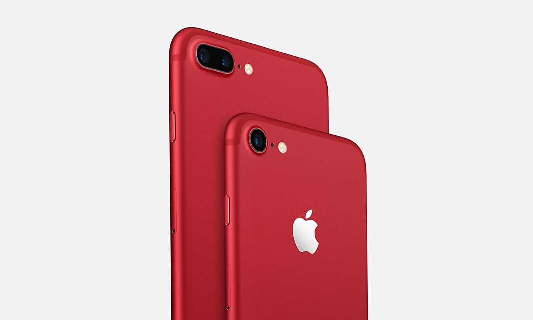 IPhone7 red 01