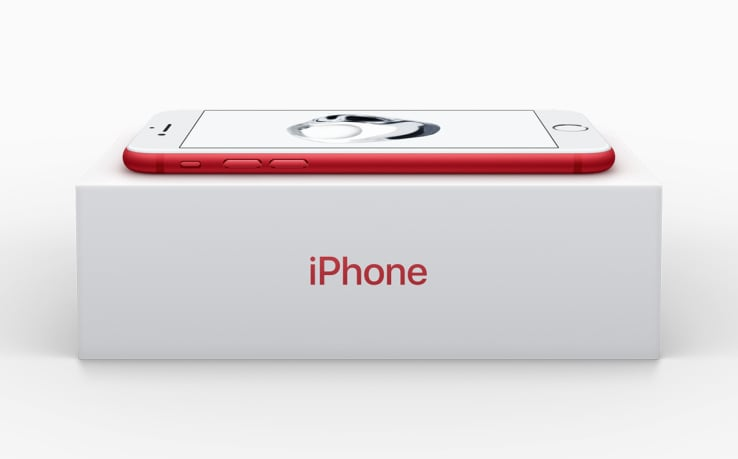 IPhone7 red 04