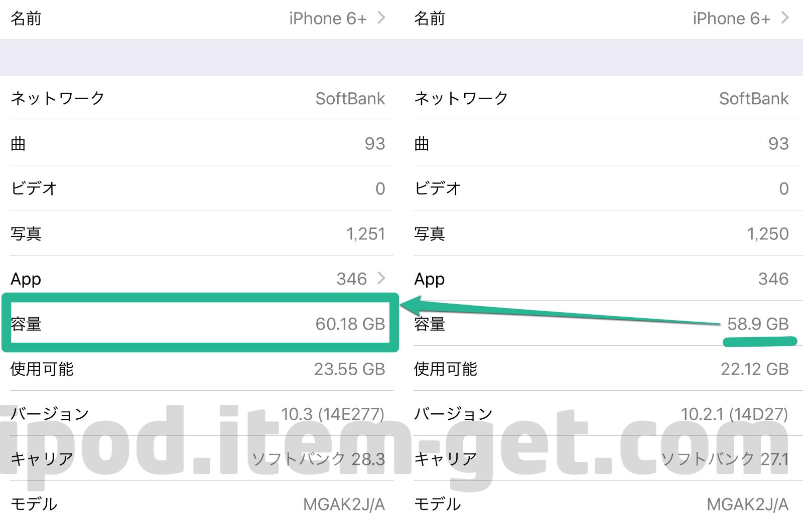 Ios10 3 iPhone6plus