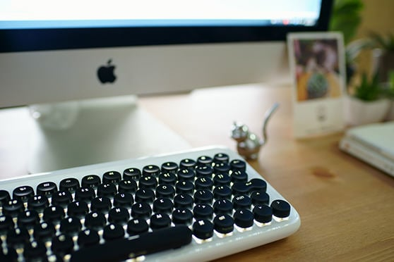 Lofree Keyboard 01