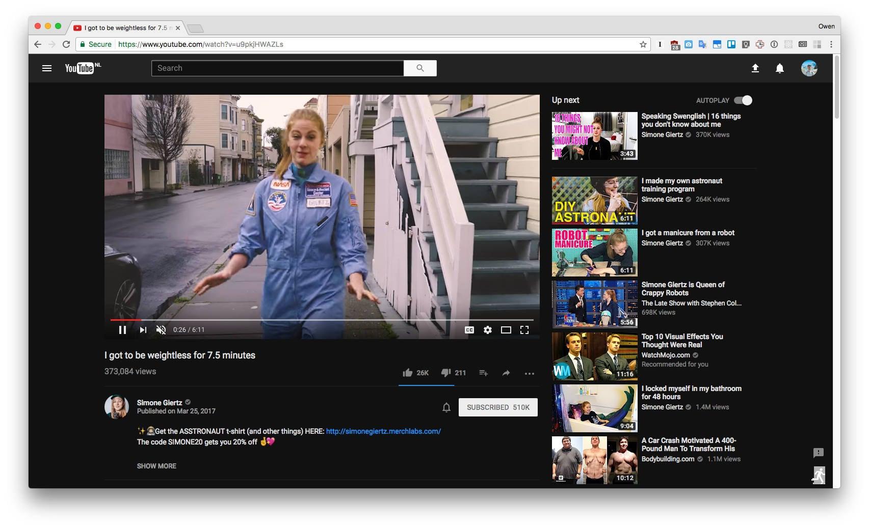 YouTube DarkModeHack 03
