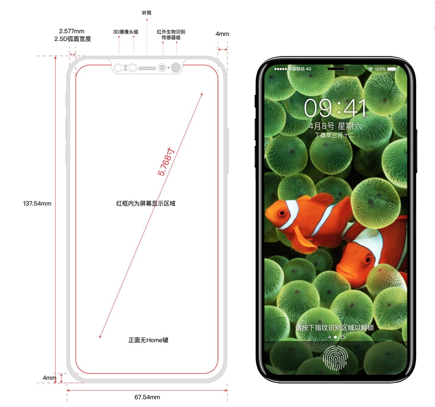 IPhone8 iPhoneX 04