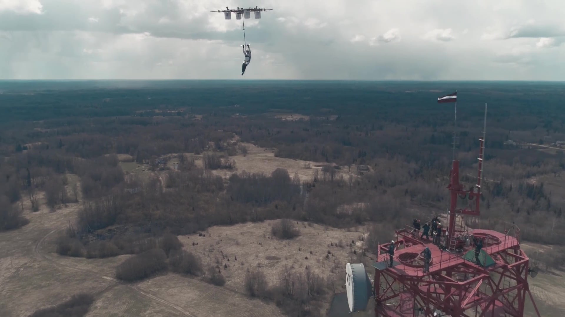 Drone Skydiving 01