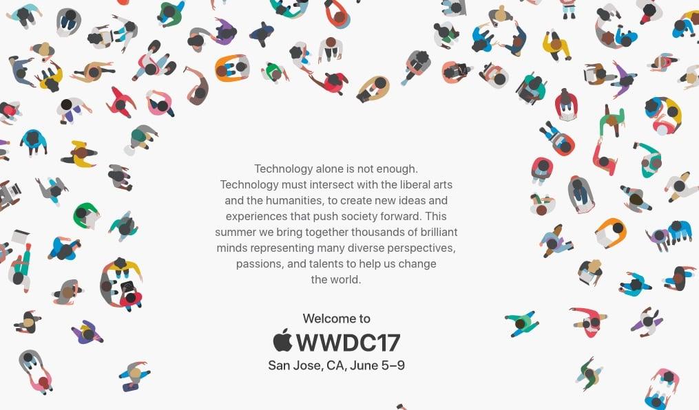WWDC2017 Keynote