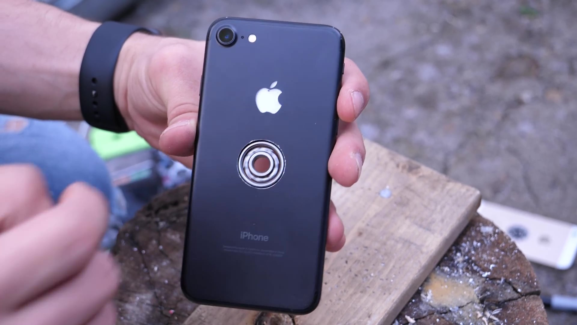 IPhone7 HandSpinnerDIY 03