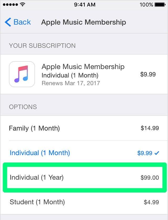 AppleMusic Subscription 02