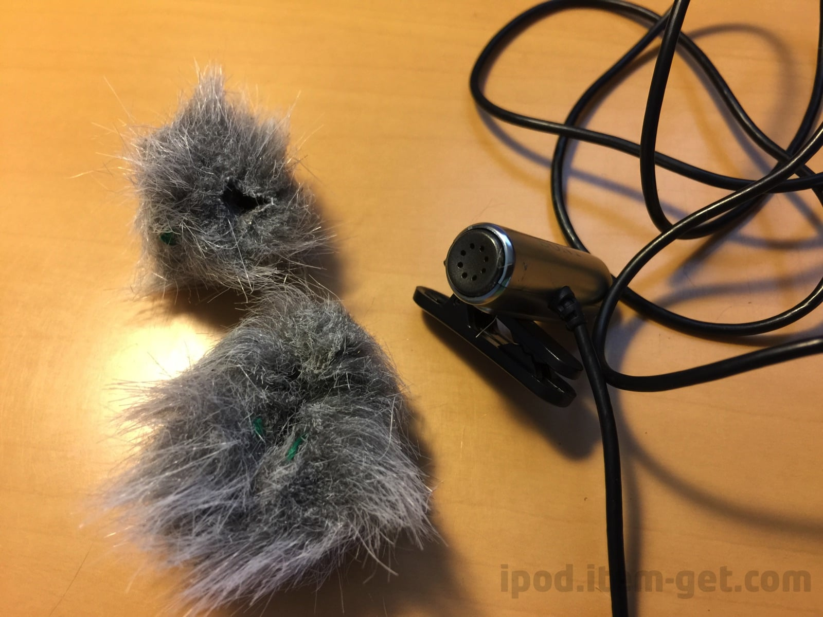 DIY mic windjammer 01