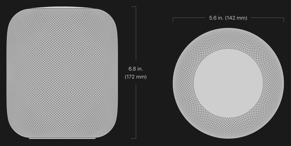 HomePod Detail 02