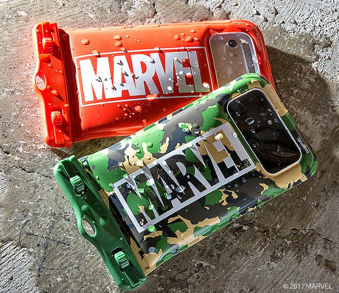 Marvel WaterProofCase 01