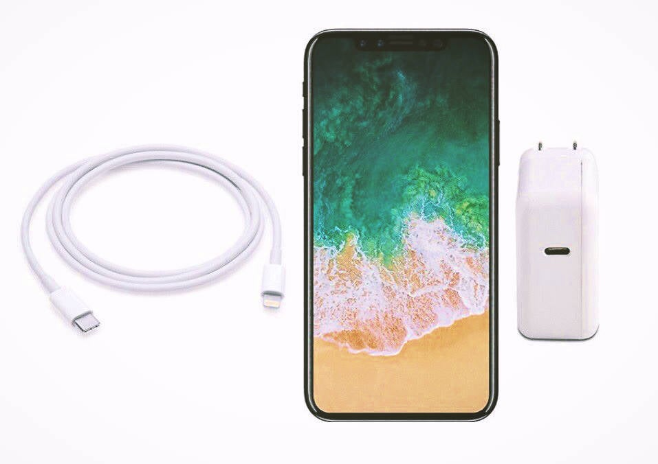 IPhone8 usb clightning10wcharge