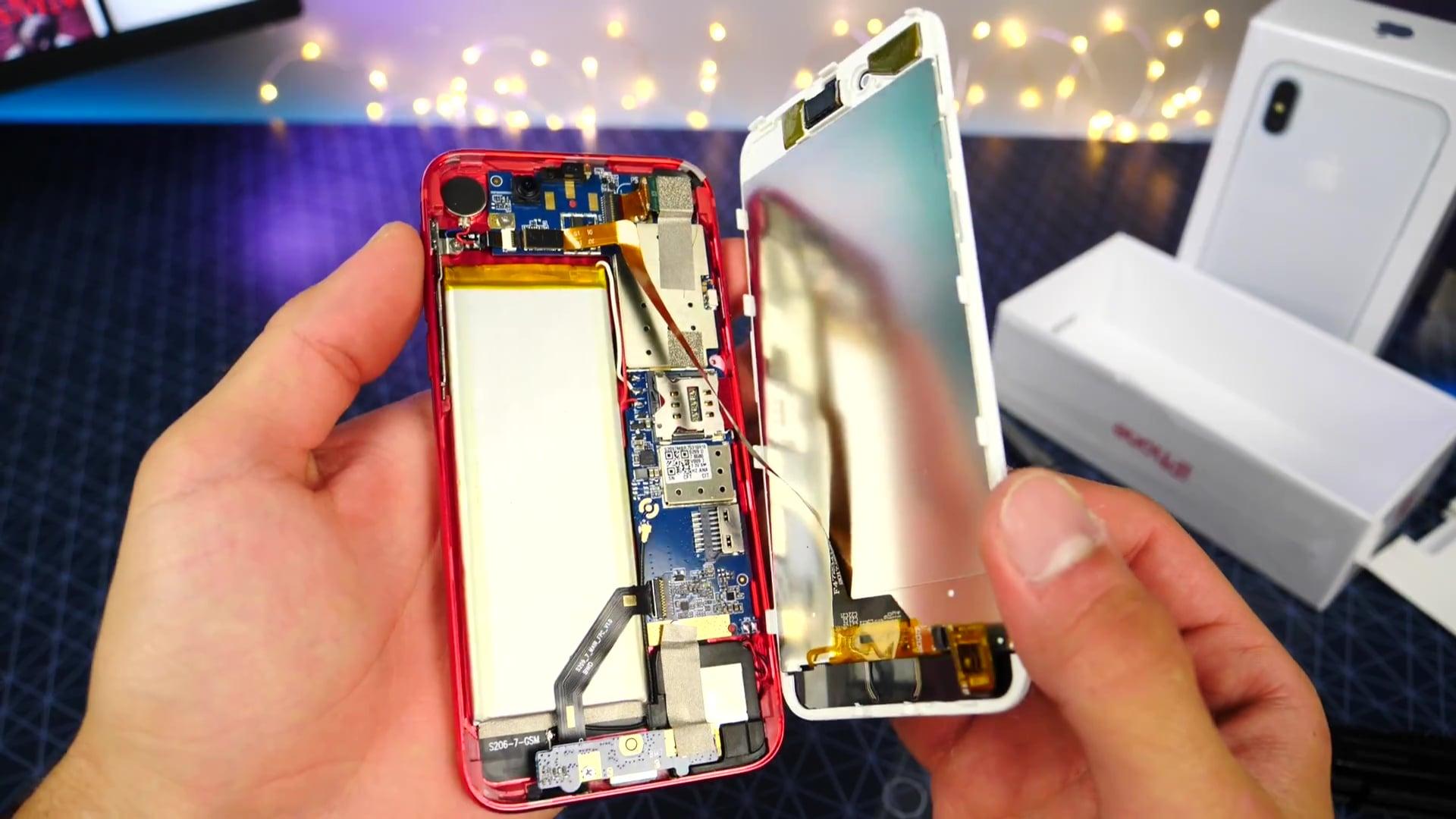 China iPhone8clone 12