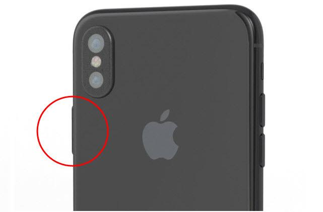 IPhone8 power touchid