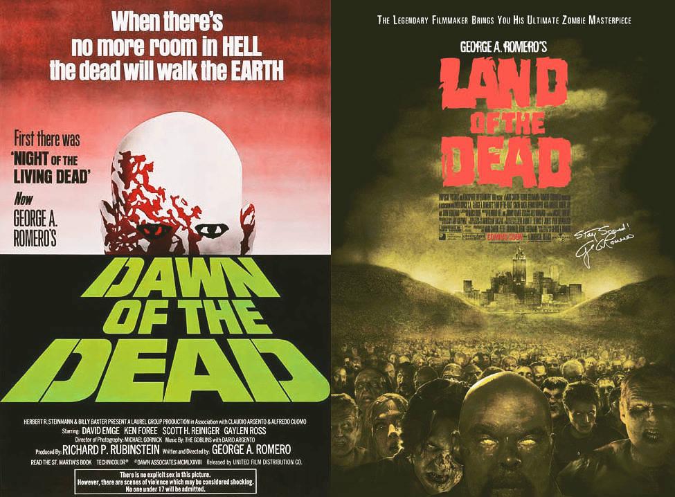 Romero of the dead