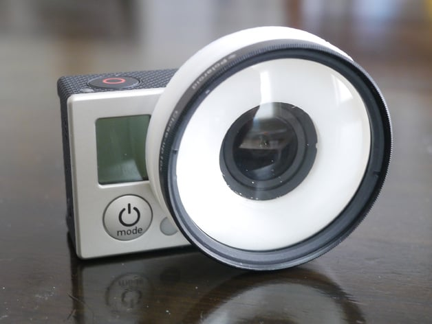 3DPrinter DIY GoPro Goods 09