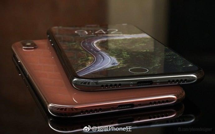 IPhone8 dammy weibo 01