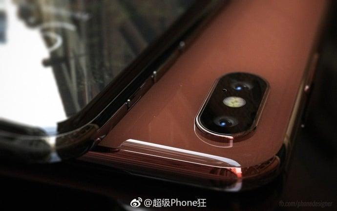 IPhone8 dammy weibo 03