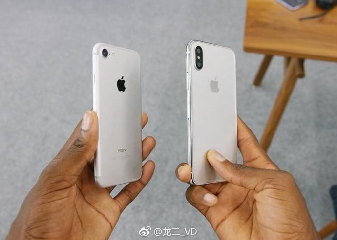 IPhone8 dammy weibo 04