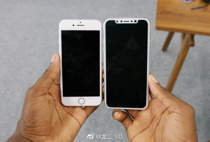 IPhone8 dammy weibo 05
