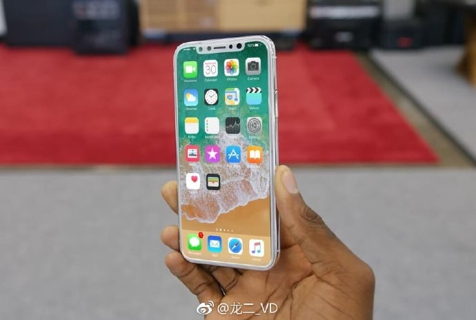 IPhone8 dammy weibo 06