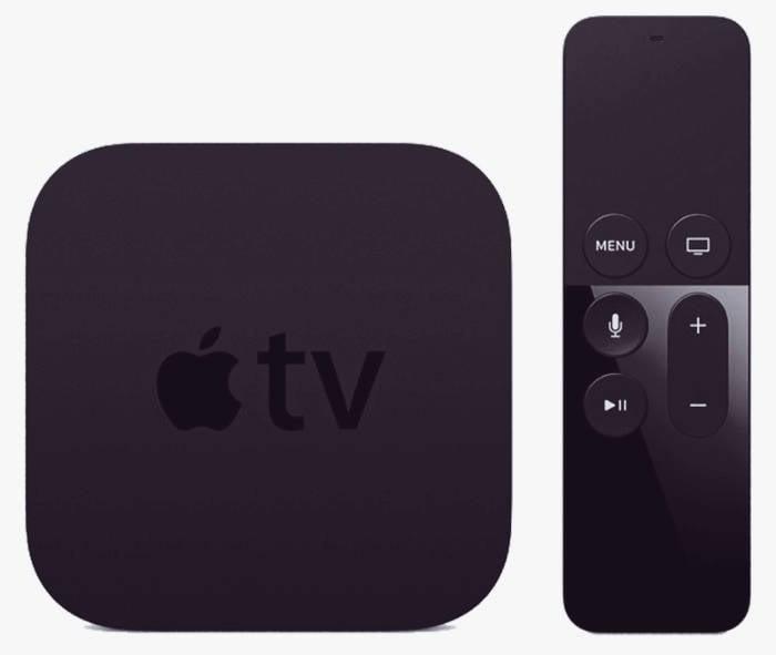 AppleTV 4khdr