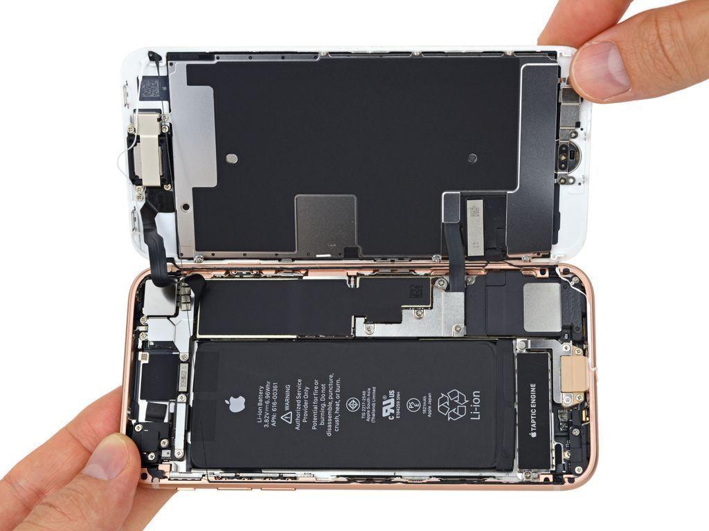 IFixit iPhone8 Bunkai 01