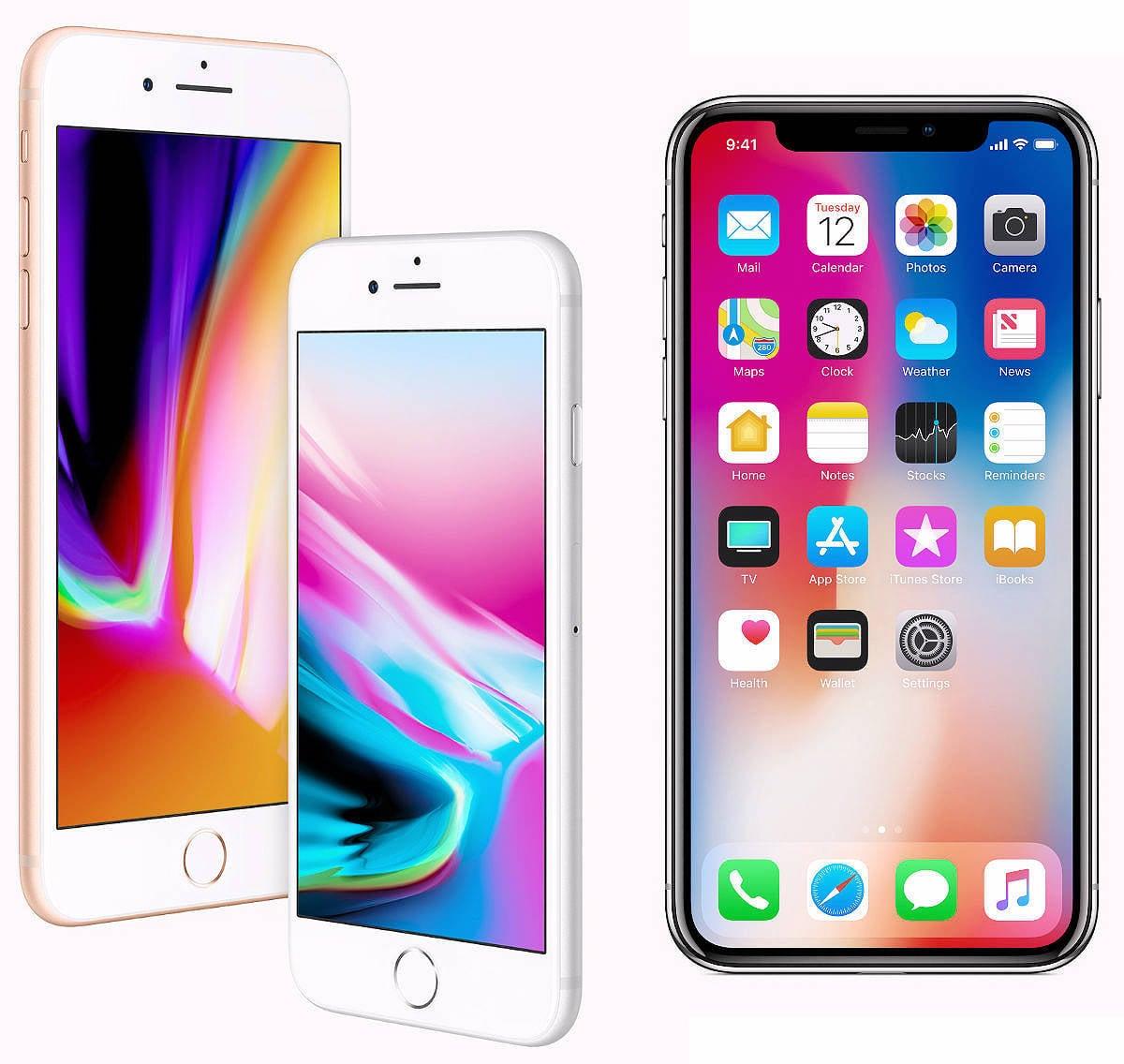 IPhone8 iPhoneX benchmark 03