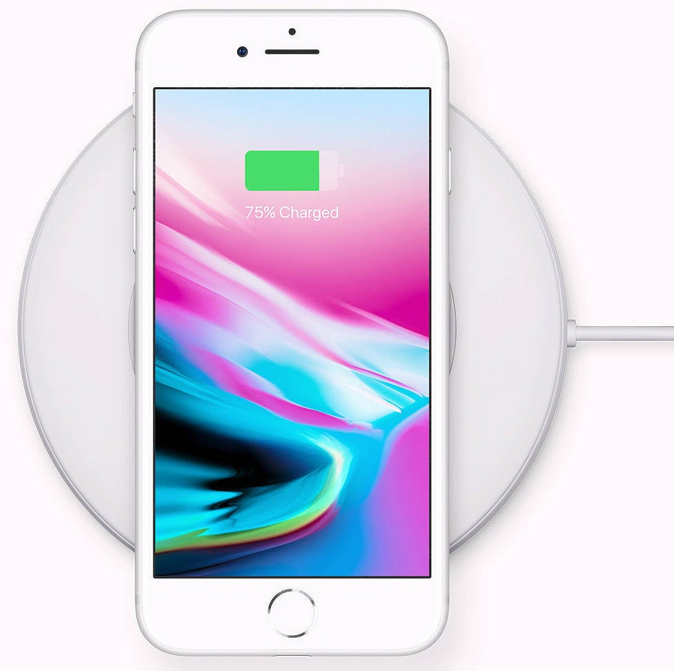 Iphone8 charging 5w to 7 5w