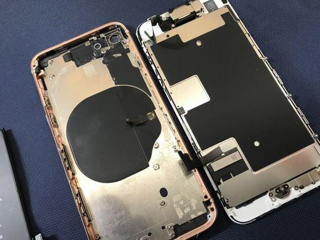 Irepairslab iPhone8bunkai