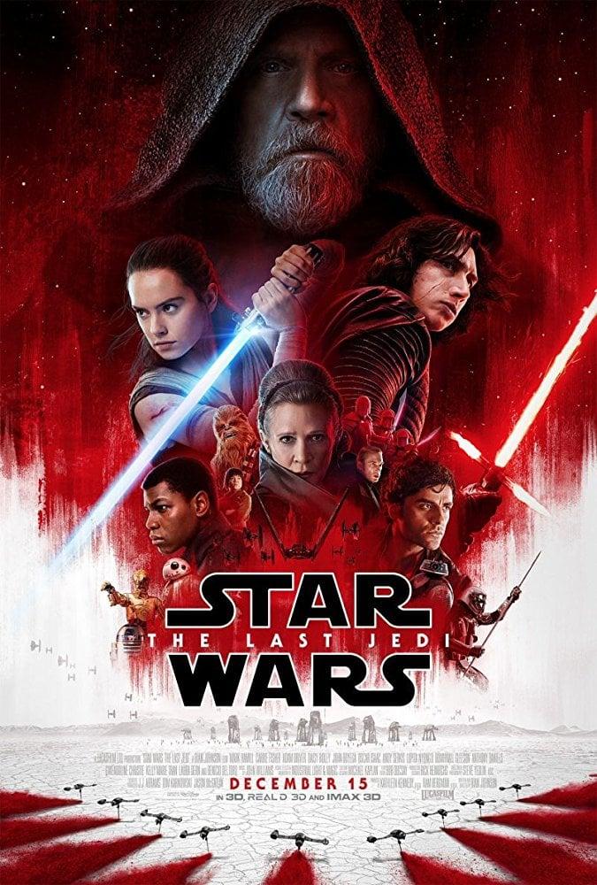 StarWars EP8 SaigonoJedi Poster