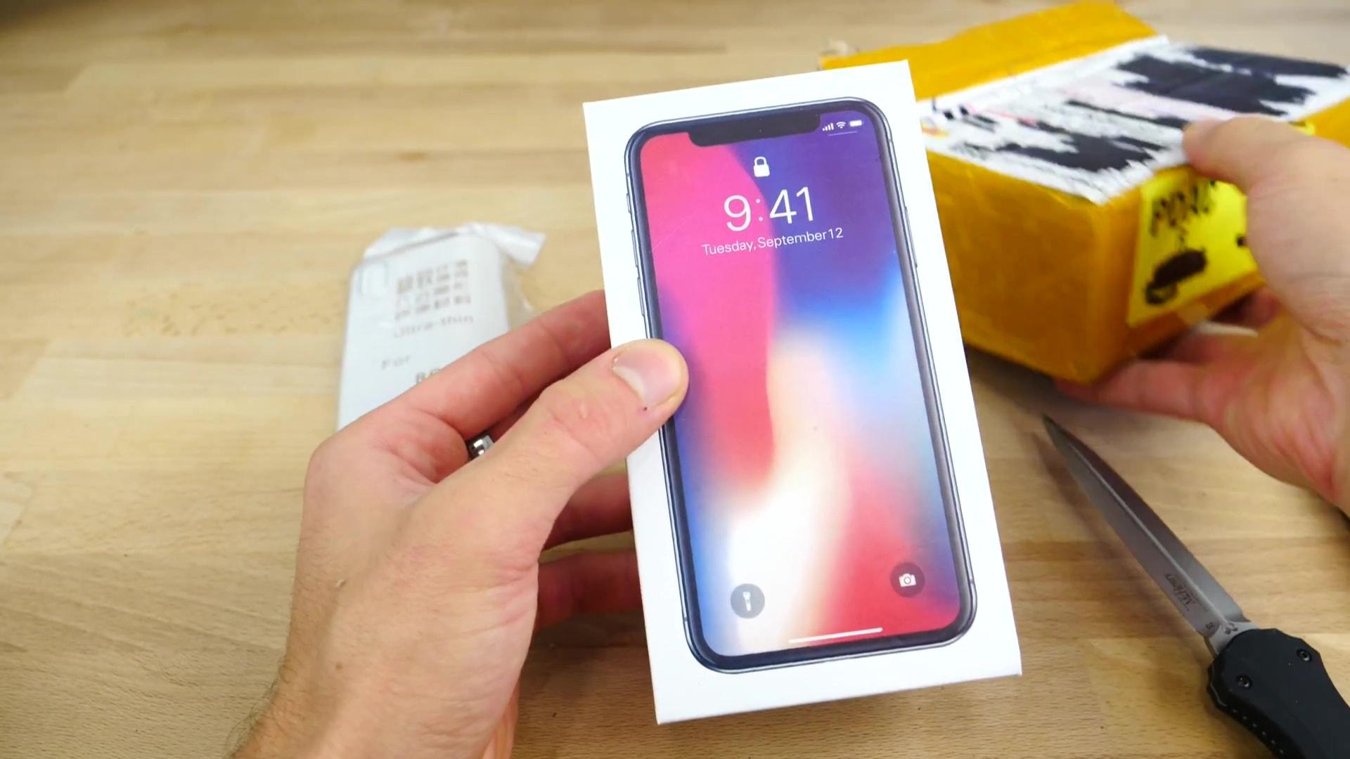 IPhoneX Clone 01