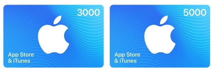 AppStore iTunesGiftCard 02