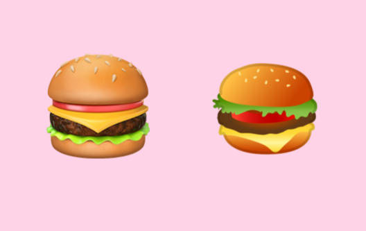 Hanburger emoji 01