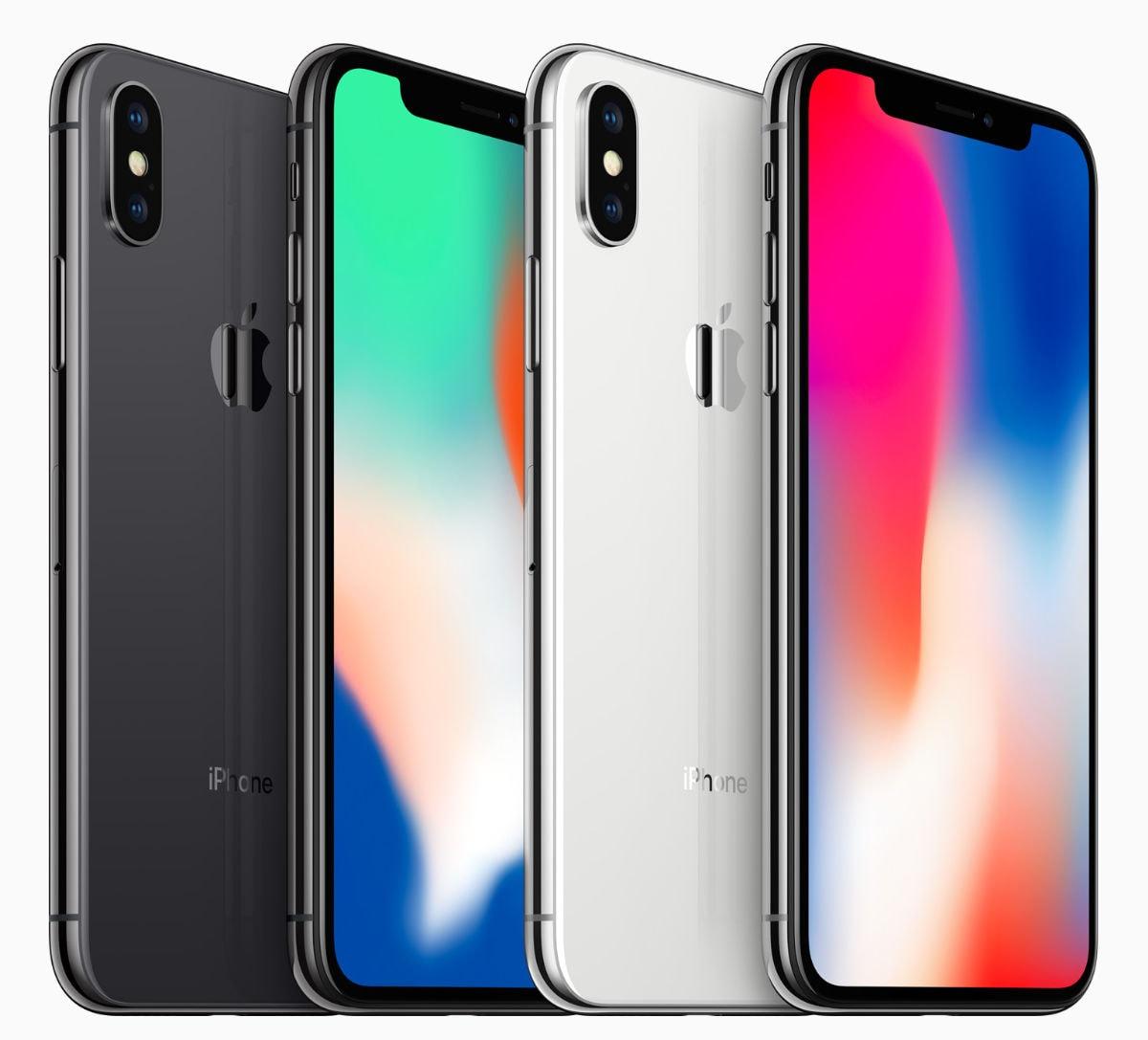IPhoneX lineup