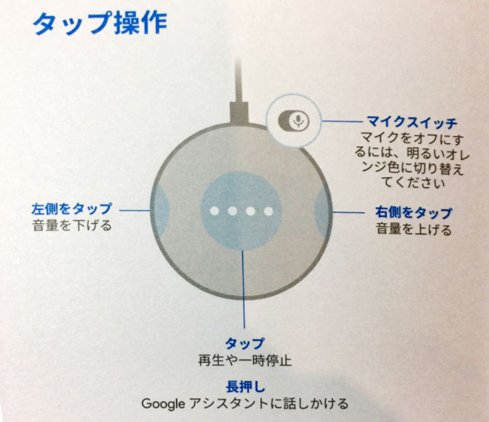 GoogleHomeMini Setup 01