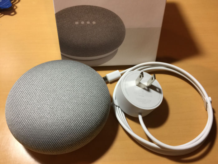 GoogleHomeMini Setup 02