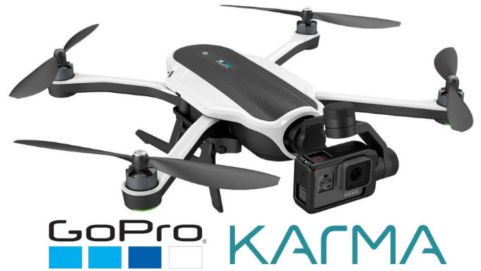 GoPro Karma Drone isdead