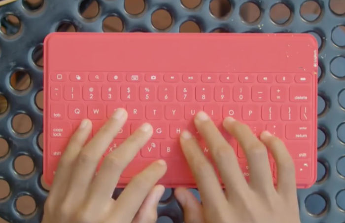 Logi Keyboard iK1042BKA 04