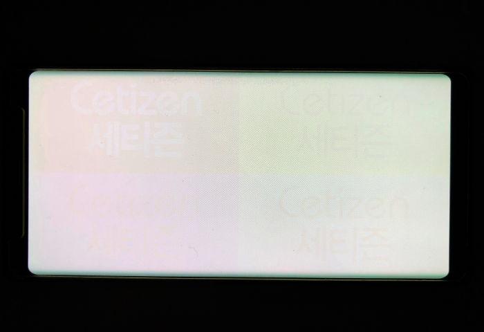 IPhoneXOLED yakitukiBurnTest 04