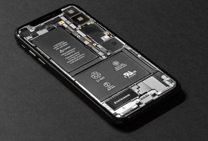 IPhonebattery jikoshindan